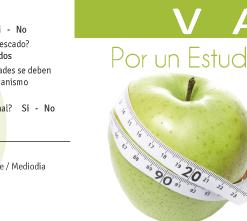 Talonario Estudio Nutricional