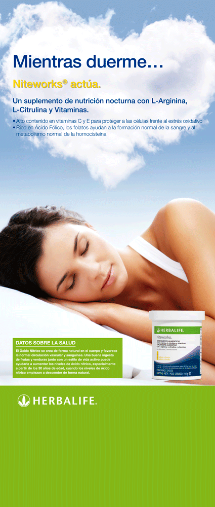 Banner Roll Up Herbalife