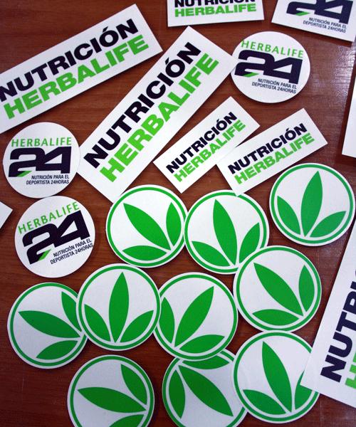 Pegatina Herbalife
