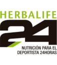 Pegatina Herbalife H24