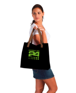 impresionarte-xativa-nutricion-herbalife-bolso-bolsa-playa-mochila-piscina-verano-h24-verde-negro-asas-iman-bolsillo
