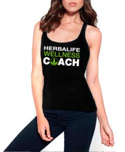 Impresionarte-Xativa-Nutricion-Herbalife-hbl-camiseta-shirt-coach-wellness-bienestar-verde-negro-blanco-entrenador-moda-spain-mujer-saludable-fit-vida-desayuno-batido-entrenamiento