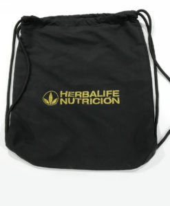 Impresionarte-Xativa-Nutricion-Herbalife-mochila-bag-organizador-neceser-multiusos-multifuncion-cartera-bolso-ropa-maleta-bolsa-deporte-gimnaio-brilli-brillo-purpurina-dorada