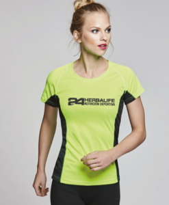 Impresionarte-Xativa-Herbalife-Nutricion-Camiseta-Tecnica-Mujer-Equipo-Deporte-Chica-Mujer-Woman-Energy