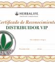 Impresionarte-Distribuidores-Herbalife-Xativa-Asesores-Nutricion-Diploma-Certificado-Reconocimiento-Distribuidor-VIP-500