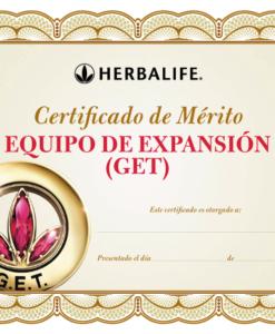 Impresionarte-Distribuidores-Herbalife-Xativa-Asesores-Nutricion-Diploma-Certificado-Reconocimiento-Merito-Equipo-Expansion-GET